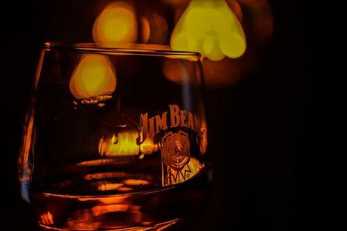 jim beam  gass  bourbon