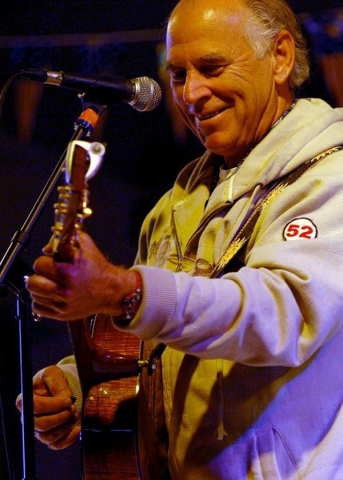 jimmy buffet singer guitarist
