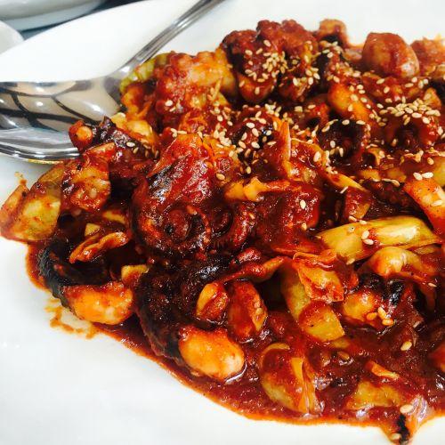 jjukkumi food seafood