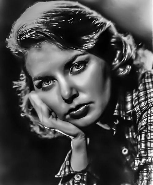 joanne woodward female portrait hollywood