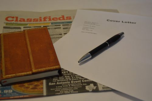 job search career work