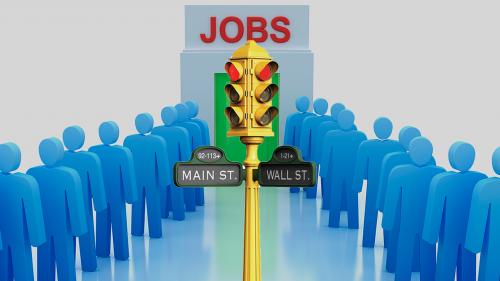 jobs unemployment main street