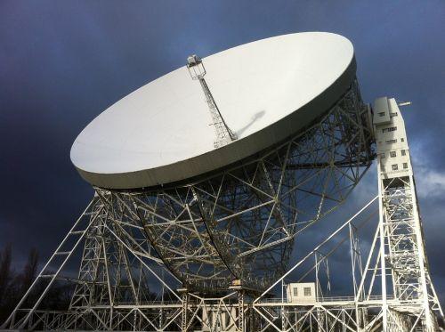 jodrell bank telescope space