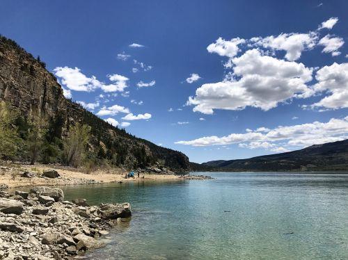joe's valley water sky