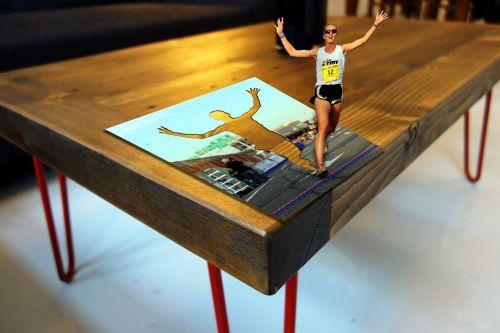 jog table run