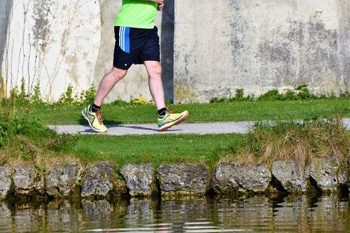 jog  run  jogger