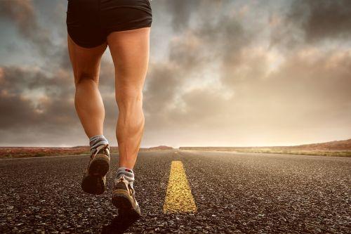jogging run sport