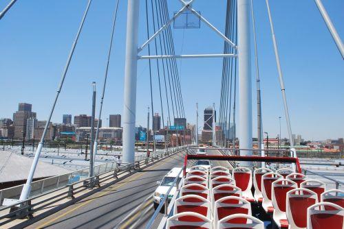 johannesburg nelson mandela bridge south africa