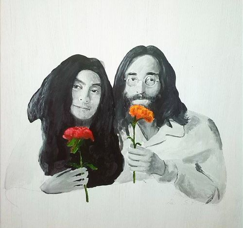 john and yoko john lennon the beatles