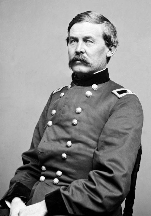 john buford  civil war gettysburg