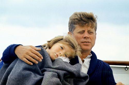 john kennedy caroline kennedy 35th president