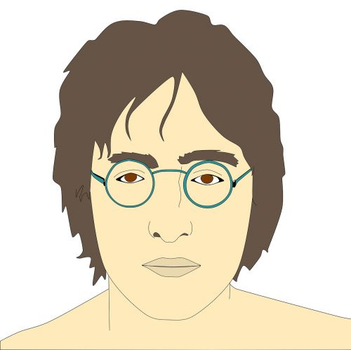 john lennon illustration personality