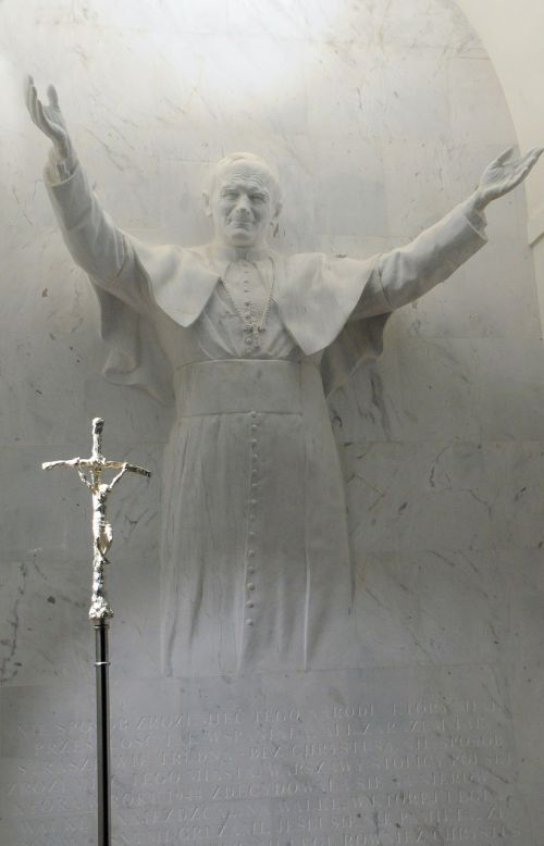 john paul ii cathedral pope