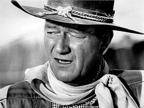 john wayne actor vintage