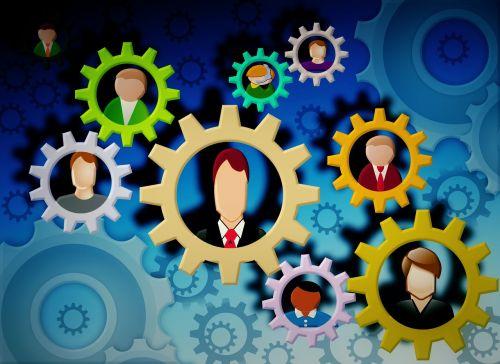 joint effort teamwork cooperation