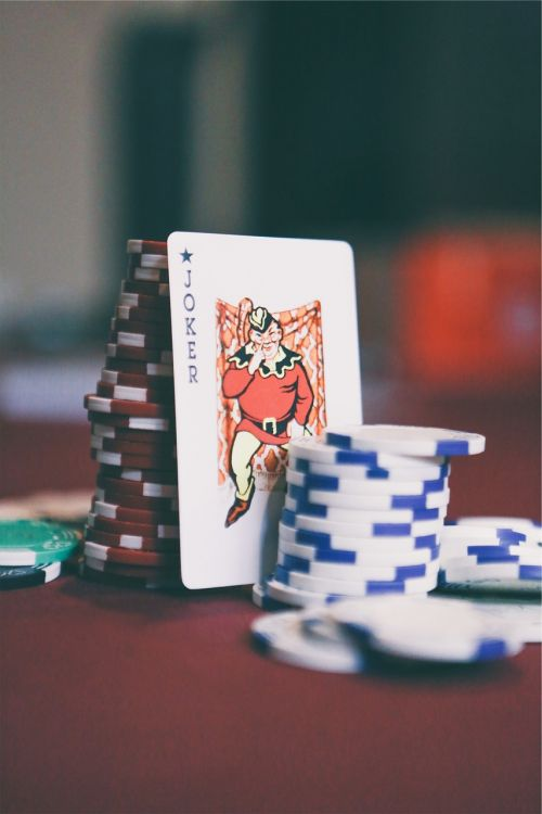 joker cards poker