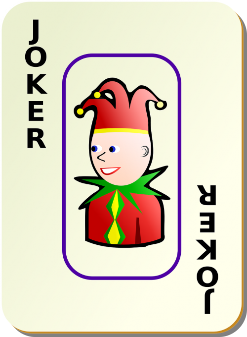 joker card recreation
