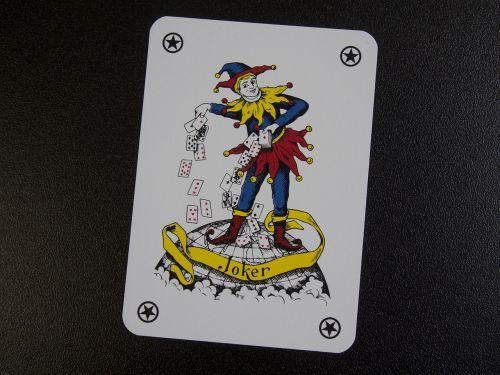joker fool jester