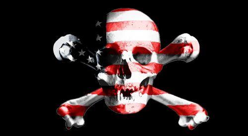 jolly roger skull crossbones