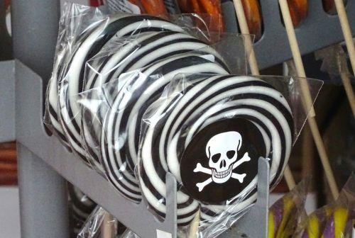Jolly Roger Lollipops