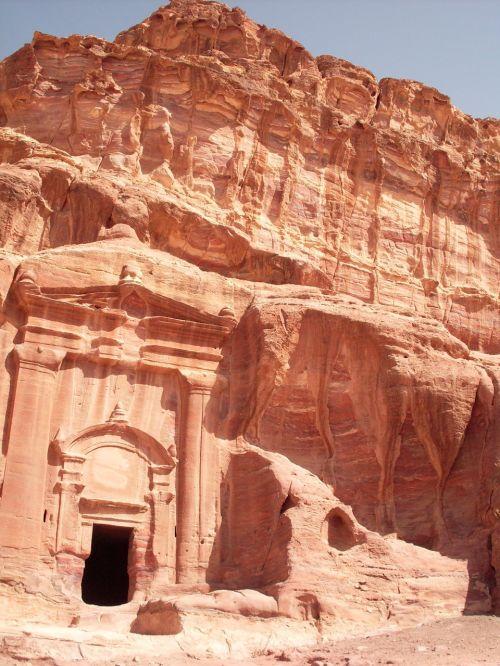 jordan temple petra