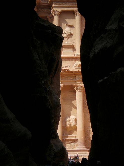 jordan petra monuments