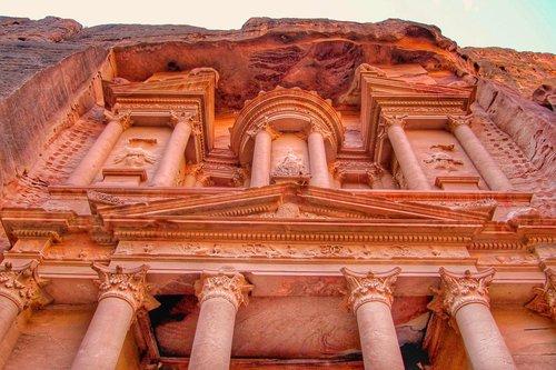 jordan  petra  vacations