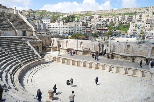 jordan  amman  architecture