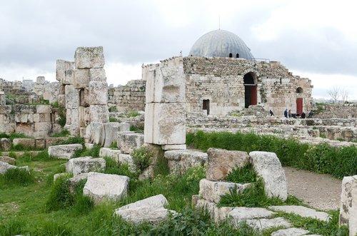 jordan  amman  citadel hill