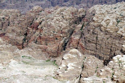 jordan  petra  desert