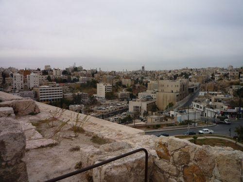 jordan amman city