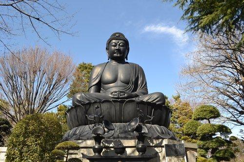jorenji temple  tokyo daibutsu  itabashi