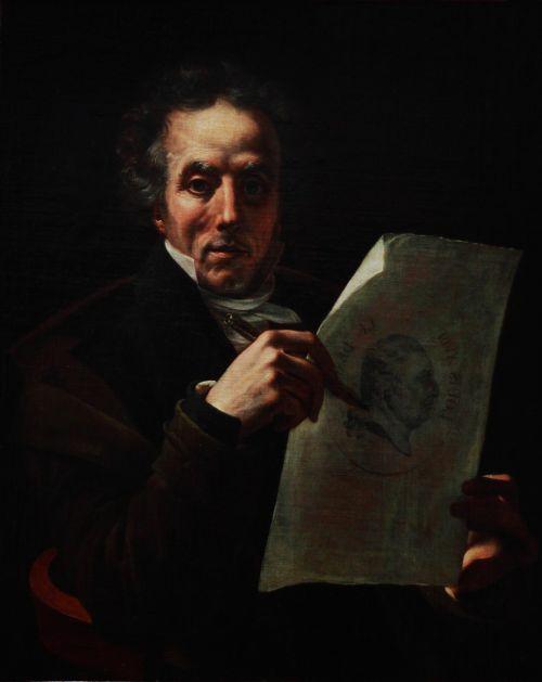 joseph roques xviii portrait