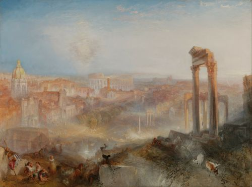joseph turner art painting