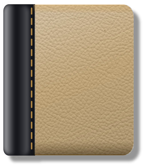 journal leather notebook
