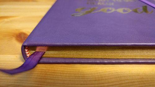 journal bookmark writing