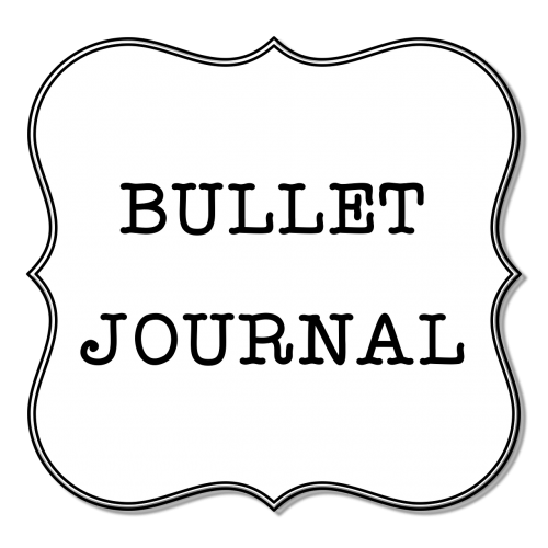 journal bullet journal planner