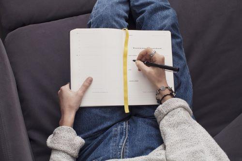 journal notepad notebook
