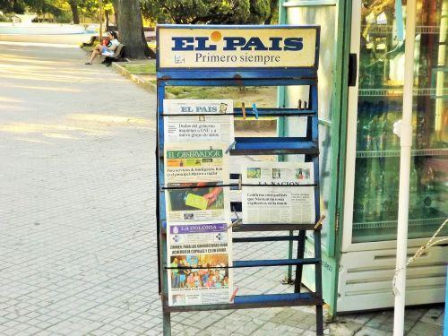 journalism newspaper uruguay