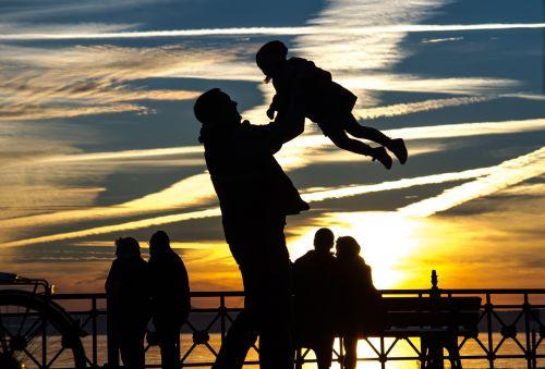 joy human father