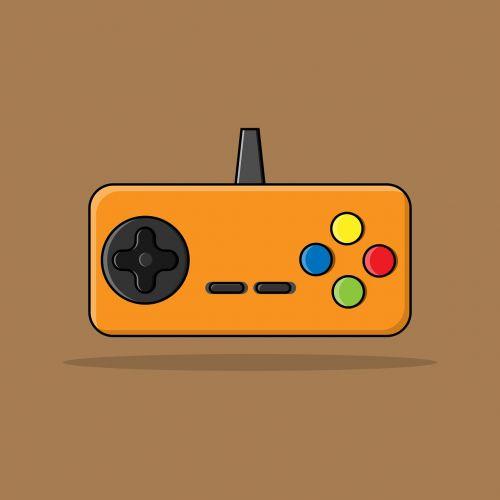 joystick icon console