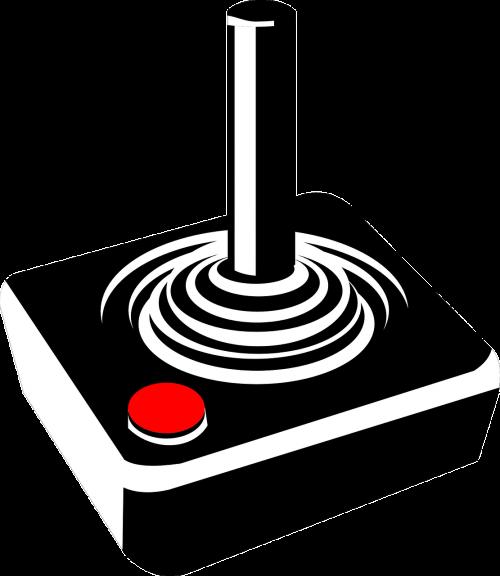 joystick video games control stick