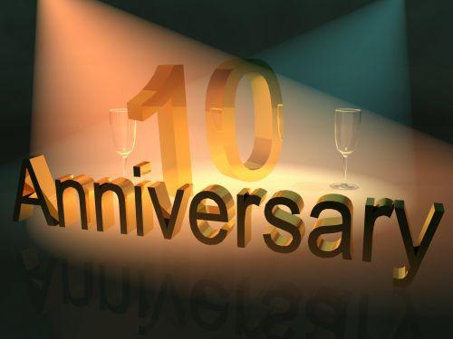 jubiliejus, iškilmingai & nbsp, šventas & nbsp, jubiliejus, bendrovė & nbsp, jubiliejaus, verslo metų & nbsp, 10, 10-asis jubiliejus