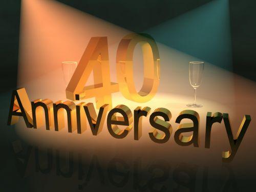 Jubilee 40