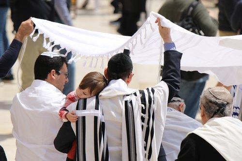 judaism  ceremony  tallit
