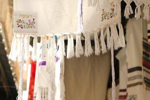 judaism  tallit  cloth