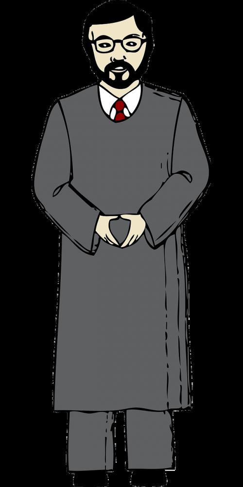 judge judicial person