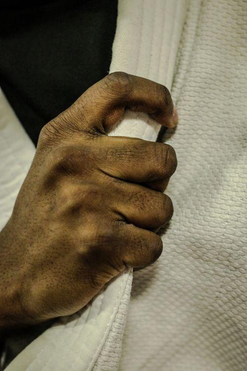 judo hands kimono