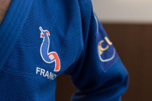 judo kimono french team