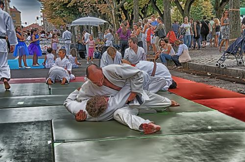 Judo - Demonstration